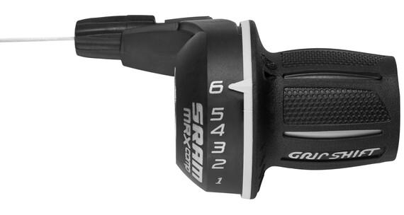 SRAM MRX Comp Drehgriff-Schalter 6-fach hinten/rechts schwarz